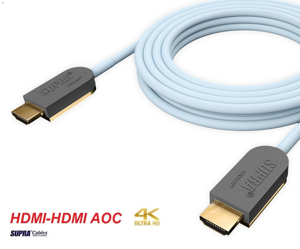 HDMI-HDMI AOC OPTICAL 4K/HDR